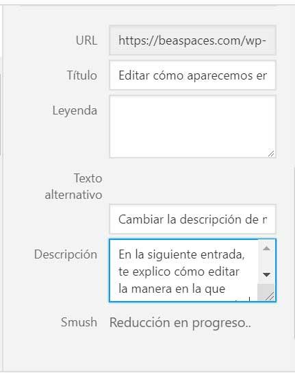 Cómo editar la forma que aparecemos en Google