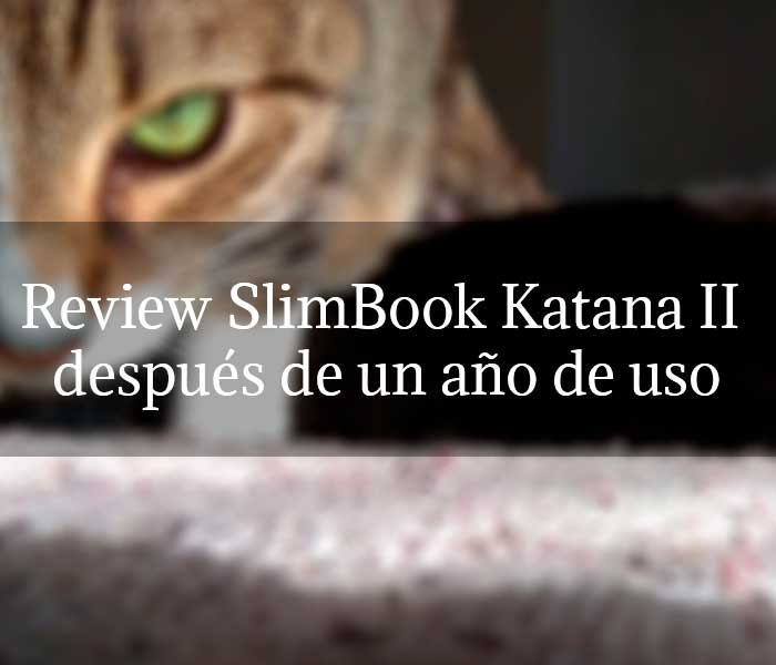 Review SlimBook Katana II