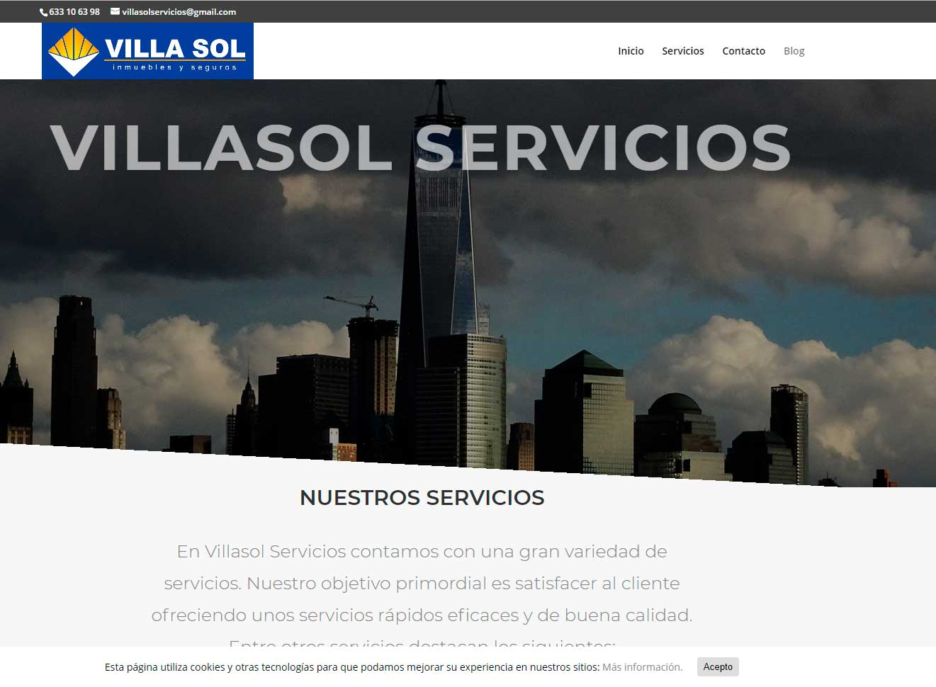 VillaSol Servicios
