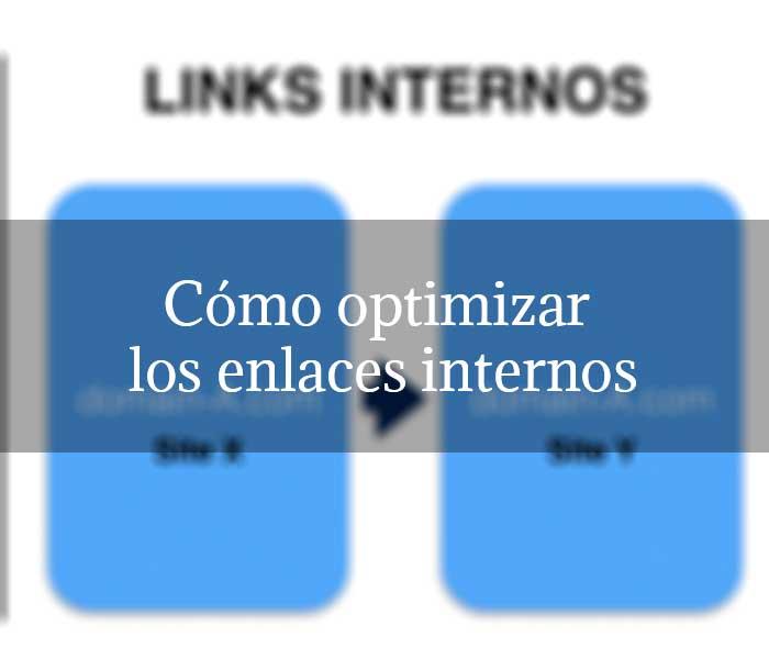 Cómo optimizar los enlaces internos