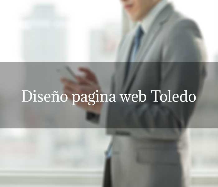 Diseño paginas web Toledo