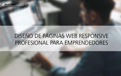 Diseño de páginas web responsive en Toledo