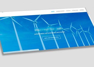 Diseño web para proveedores de servicios