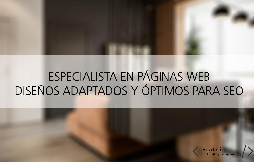 Diseño de páginas web en Quismondo