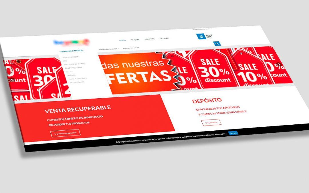 Diseño web para marketplaces