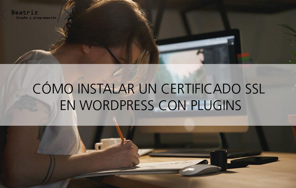 Cómo instalar certificado SSL WordPress