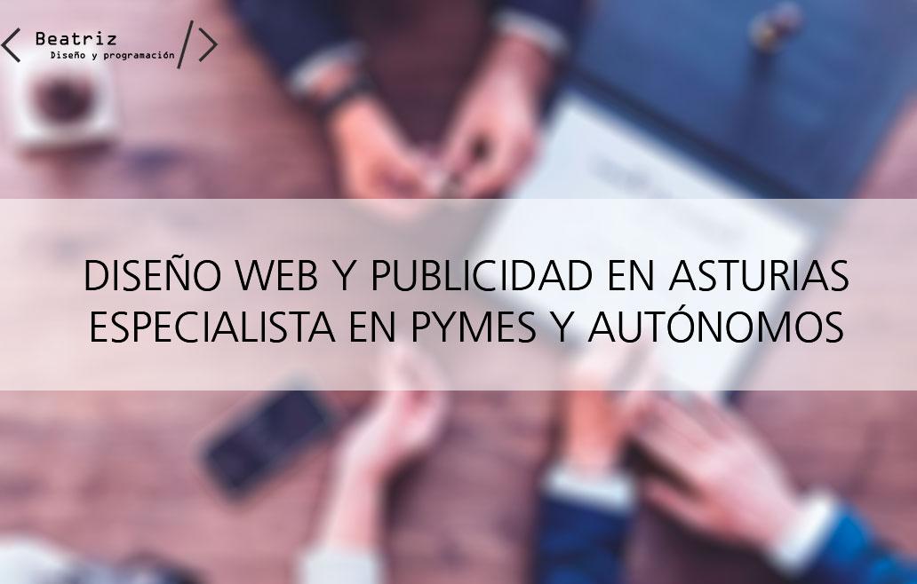 Diseño web y publicidad en Alicante