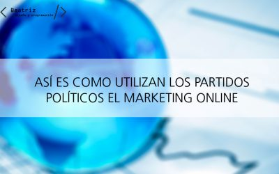 La importancia del marketing online: la política