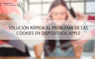 Plugin de WordPress de Cookies compatible con Apple
