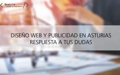 Diseño web y publicidad en Asturias