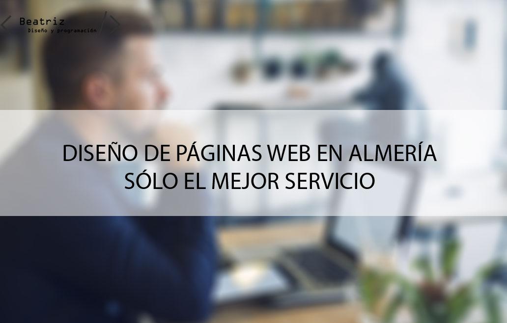 Diseño web en Almería